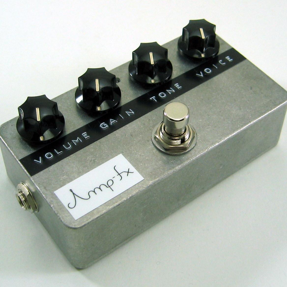 Amp-fx Zendrive