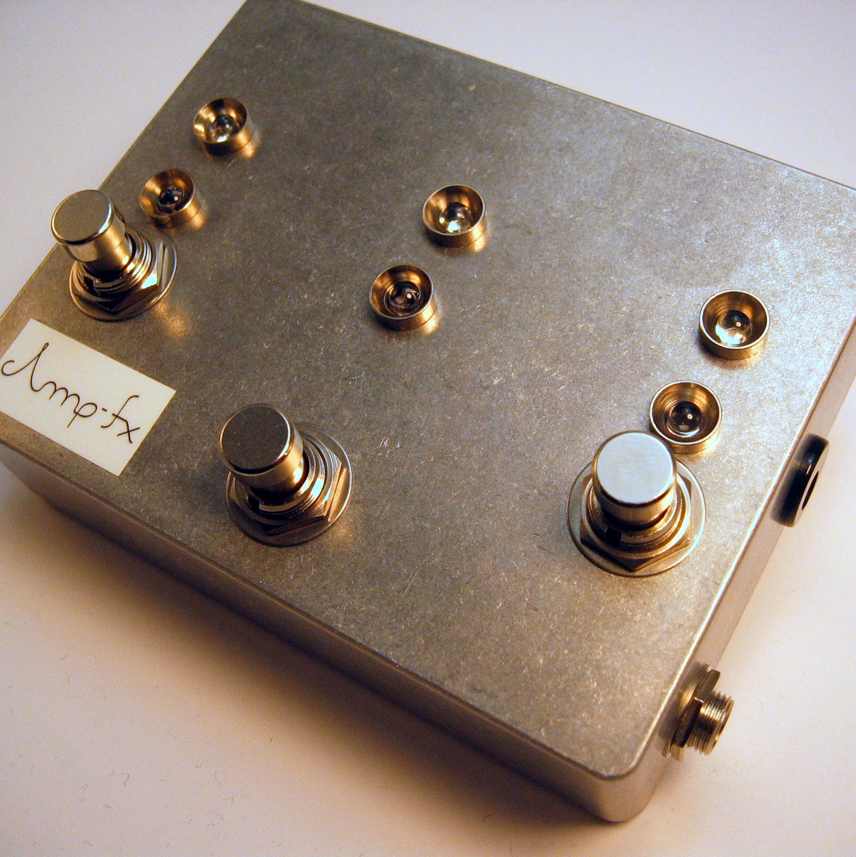 True Bypass Looper 3 Loop